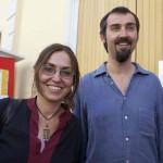 Giuliano e Giovanna Taviani a Creuza