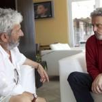Nicola Piovani a Carloforte con GF