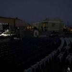 Palco Porta Leone Prima del concerto