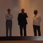 Dibattito durante il Festival di Carloforte