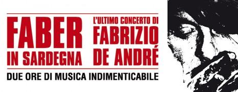 Faber in Sardegna. L'ultimo concerto di Fabrizio De Andrè